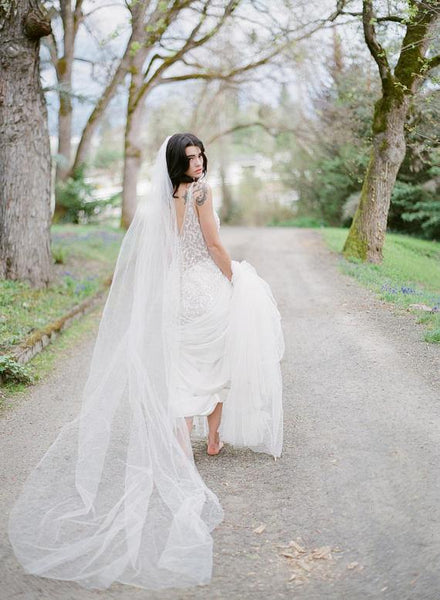 Bridal Cathedral Veil