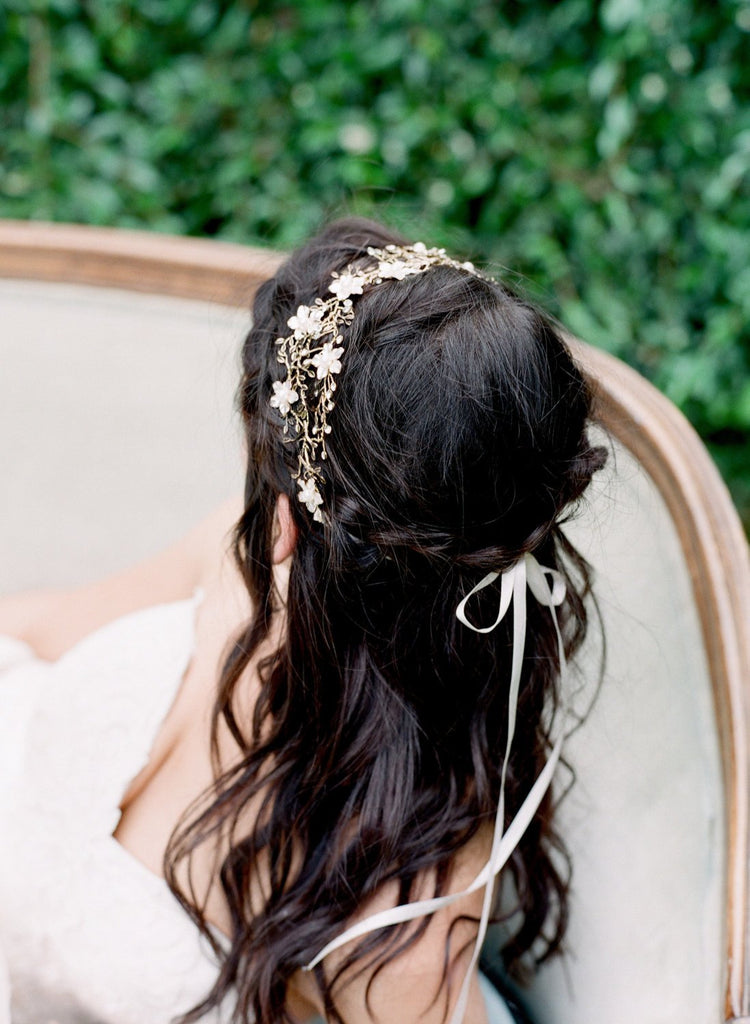 CHLOE Bridal Headpiece