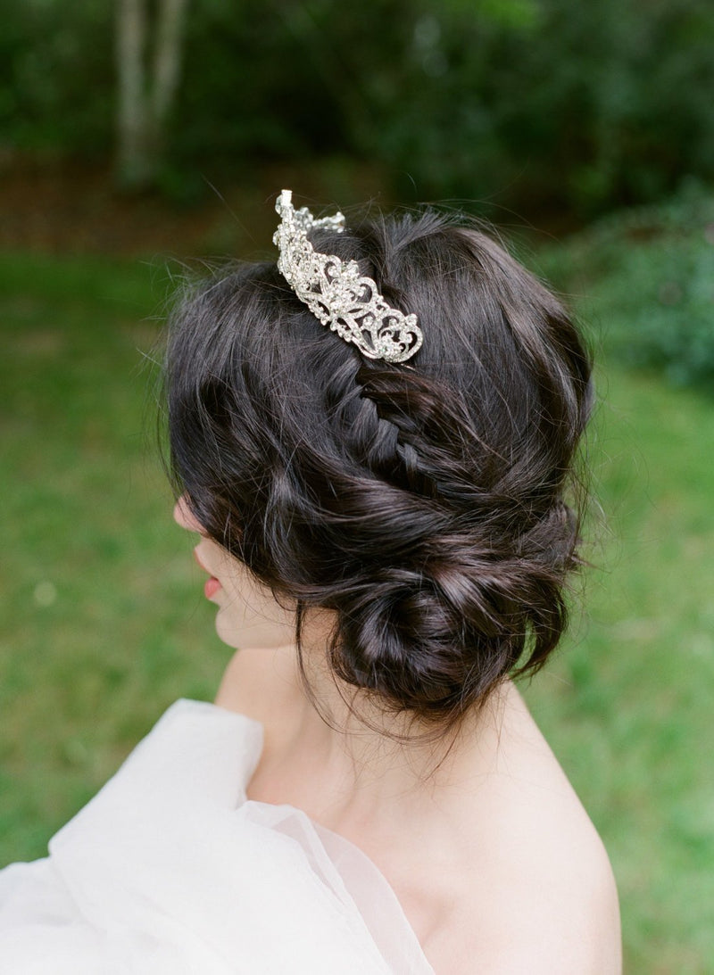 CHANTAL Wedding Tiara