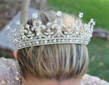 QUEEN VICTORIA Bridal Tiara