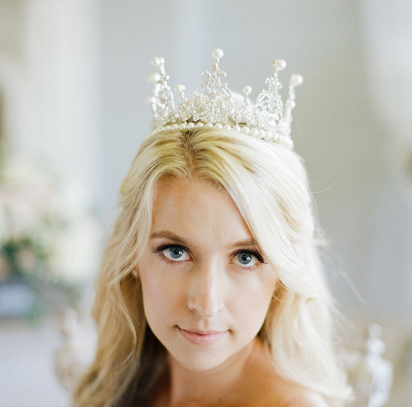 EVANGELINE Royal Tiara