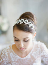 LADY MARY Gold Downton Abbey Headpiece Tiara