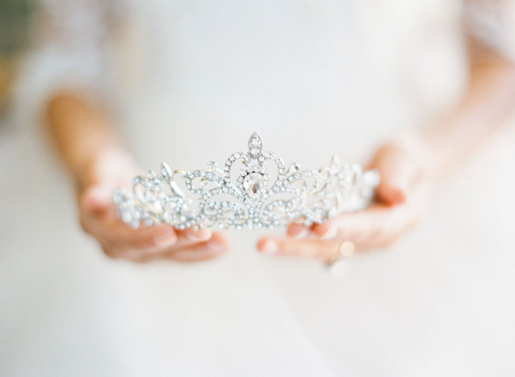 FAITH Swarovski Crystal Tiara