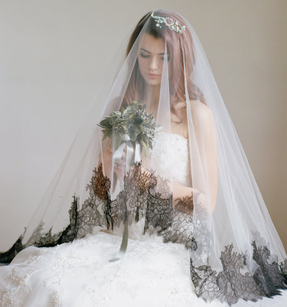 The DAUPHINE Cathedral Veil