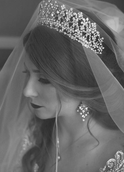 WELSLEY Royal Bridal Tiara