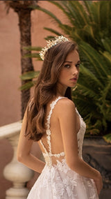 Floral Crown | EDEN LUXE Bridal