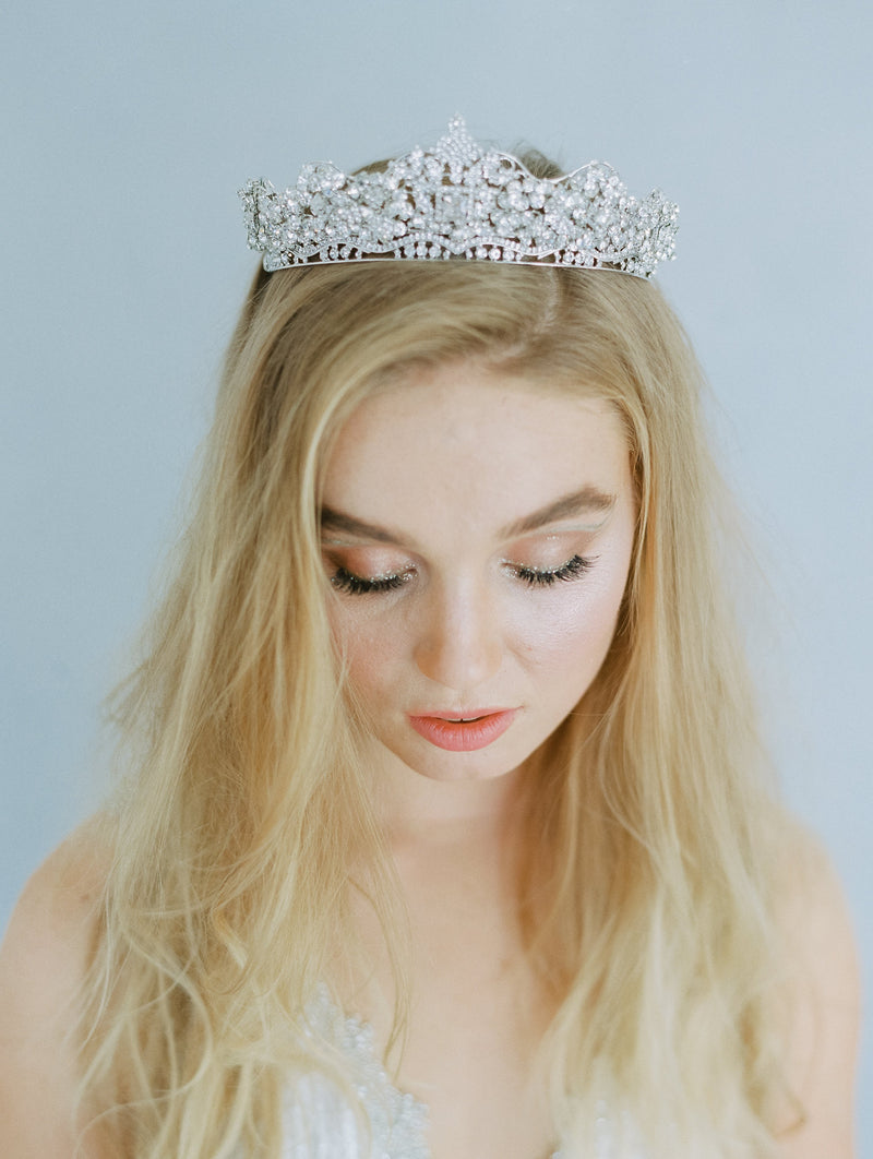 SHELLIE Bridal Tiara