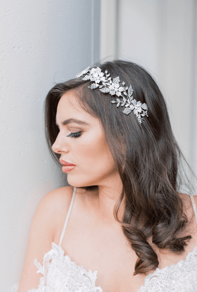 ANAIS Simulated Diamond Headpiece