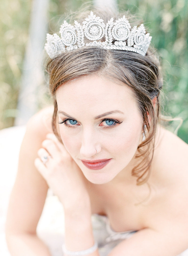 MULDER Royal Bridal Crown