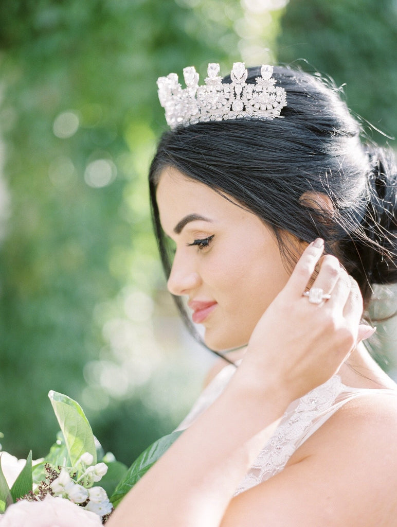 KATHERINE Royal Bridal Tiara