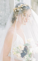 JULIET Bridal Headpiece