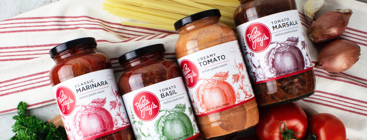 1908 Brands expands Pasta Jay's sauces to Safeway and Costco