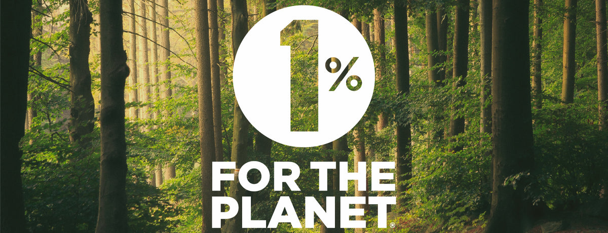 Being A Proud Member of 1% for the Planet