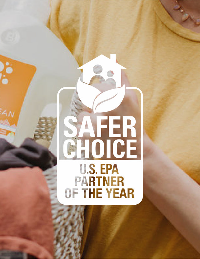 Boulder Clean Awarded EPA Safer Choice Partner of the Year 2018