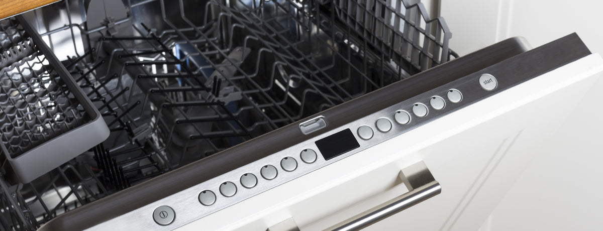 Dishwasher, Meet Vinegar