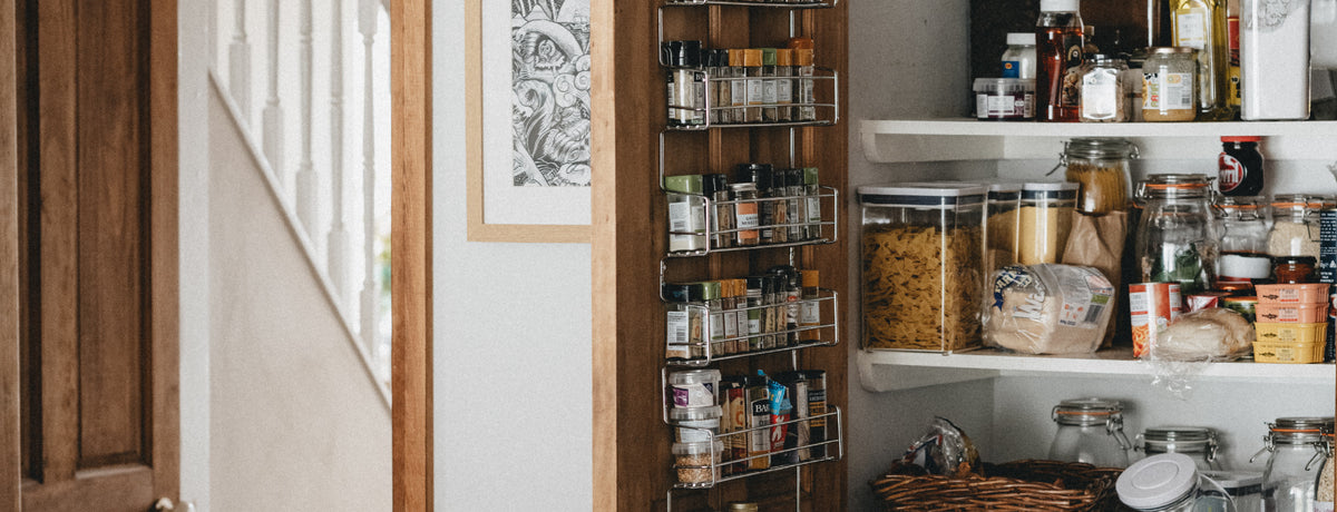 Smart Kitchen Storage Solutions