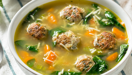 5 Italian Soups To Warm You Up