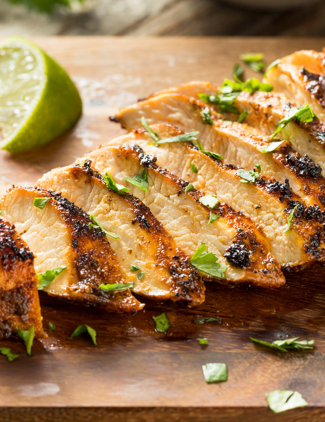 Cilantro and Lime Chicken