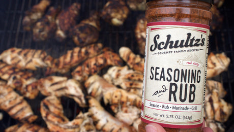 Spice Up Your Life with Schultz's Rub