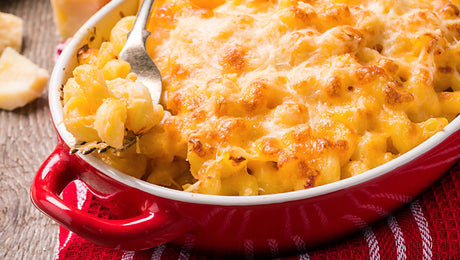 Spicy Mac and Cheese