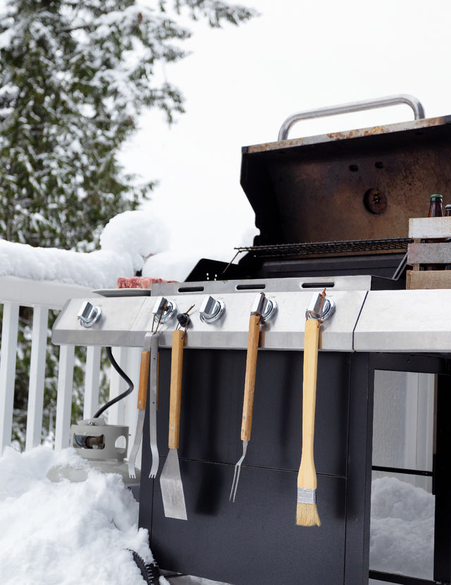 Grilling Tips For The Winter
