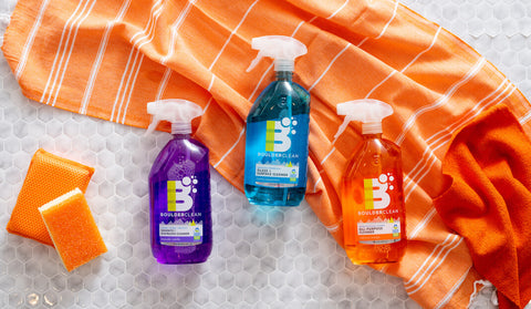 Boulder Clean Eco Friendly Surface Cleaners