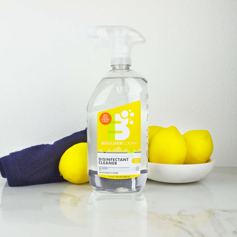 Boulder Clean Disinfecting Spray for Home Surfaces