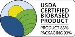 USDA Certified Biobased Product Certification
