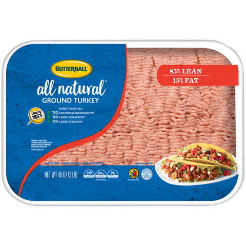 all natural meat