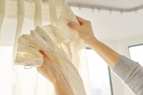 Hanging Curtains