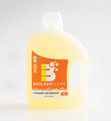 Citrus Breeze Laundry Detergent