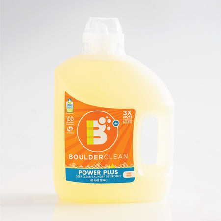 Power Plus Laundry Detergent