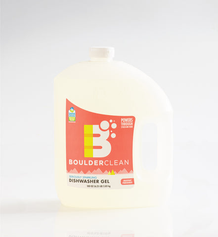 Dishwasher Detergent Gel