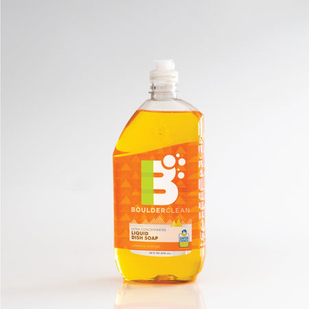 Valencia Orange Dish Soap