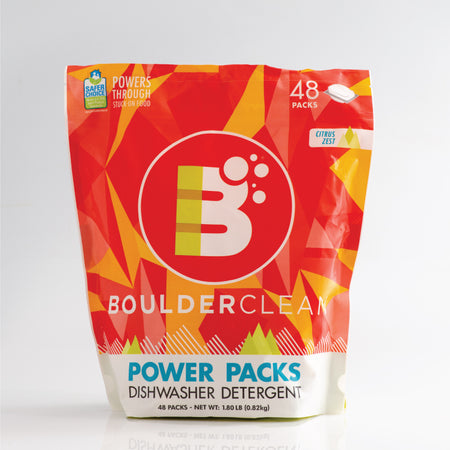 Dishwasher Detergent Power Packs