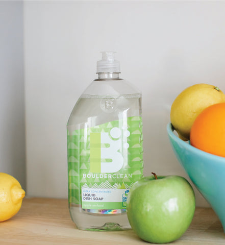 Green Apple Dish Soap
