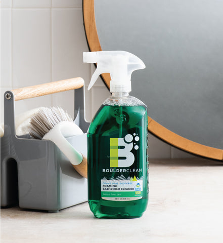 Foaming Bathroom Cleaner