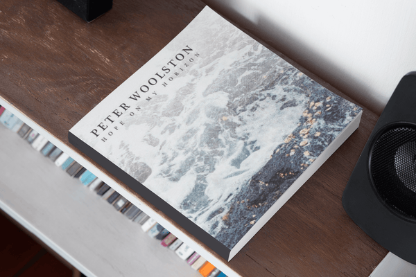 Limited edition Hope On My Horizon PHOTO BOOK