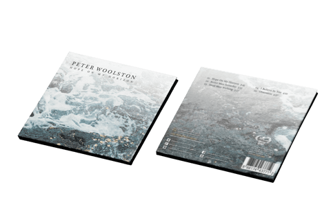Limited Edition Autographed Hope On My Horizon DIGIPAK CD