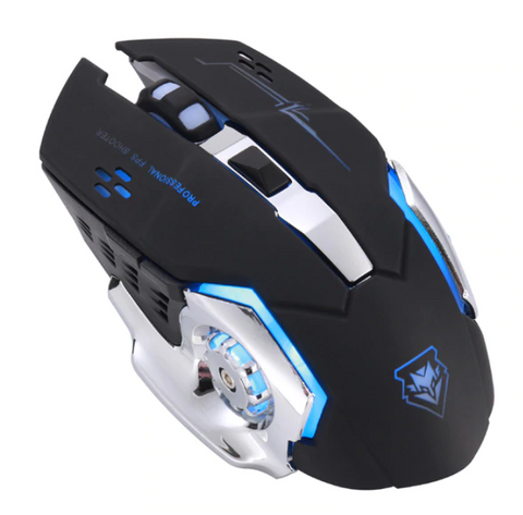 Wireless Gaming Mouse (6 Buttons)