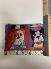 Load image into Gallery viewer, Reusable + Foldable Tote Bag - Doggies
