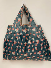Load image into Gallery viewer, Reusable + Foldable Tote Bag - Mini Blossoms