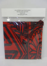 Load image into Gallery viewer, Jar Grip Openers - Red Tribal Print