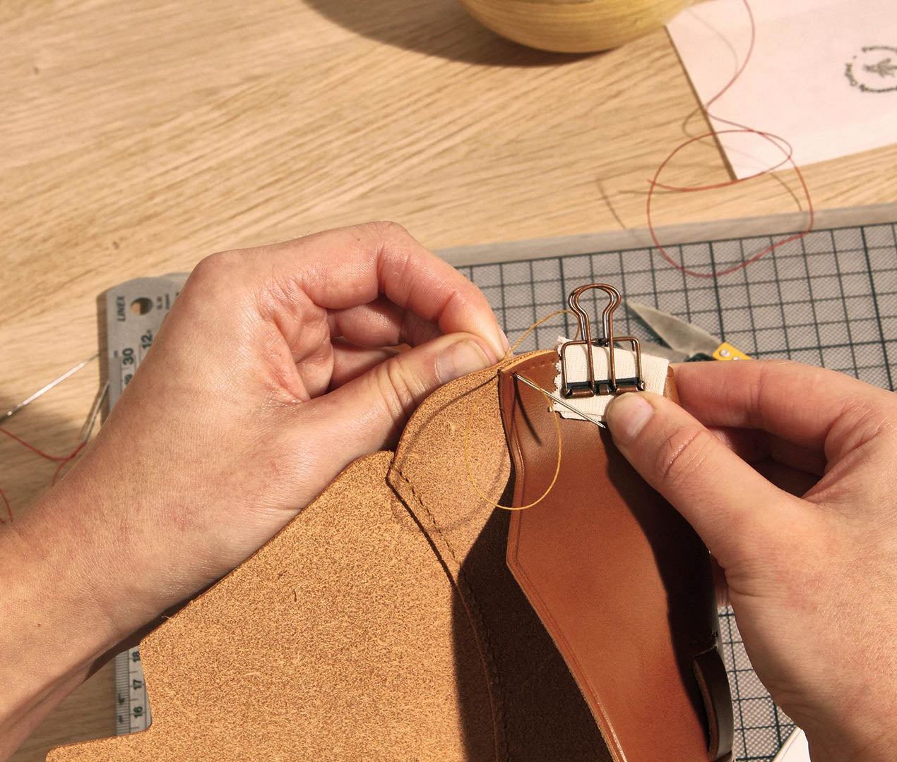 Stress Relieving DIY Leathercraft Ideas For Adults