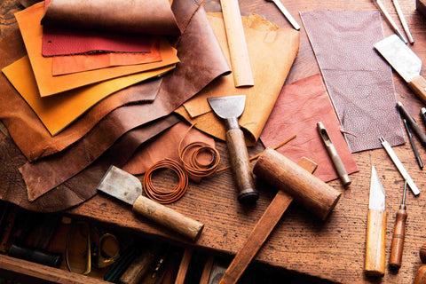 Setting Up Your Leather Business