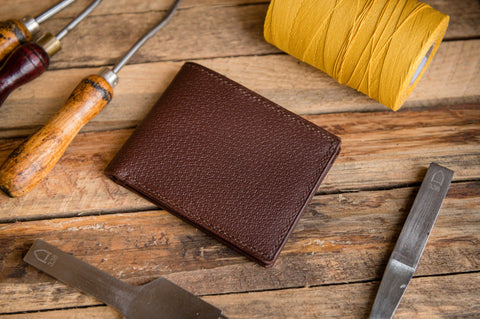 leather wallet leather working tools