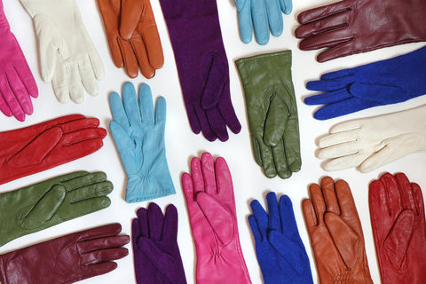 Types Of Leather For Gloves