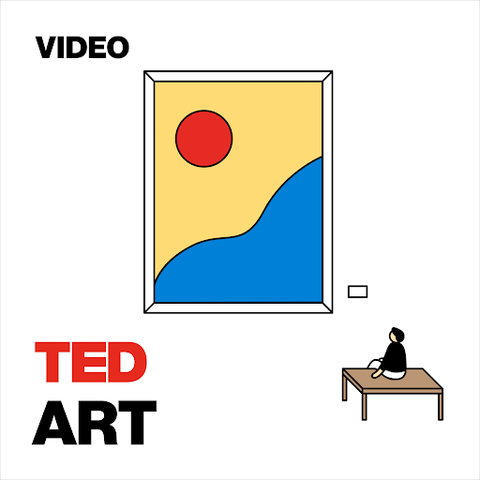 ted art podcast