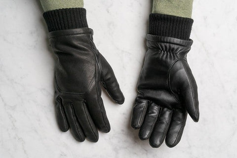 Cold Free DIY Leather Gloves
