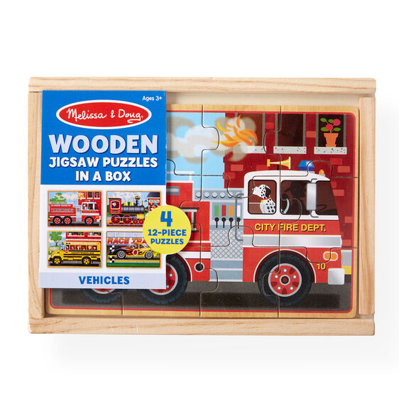 Vehicles Jigsaw Puzzles